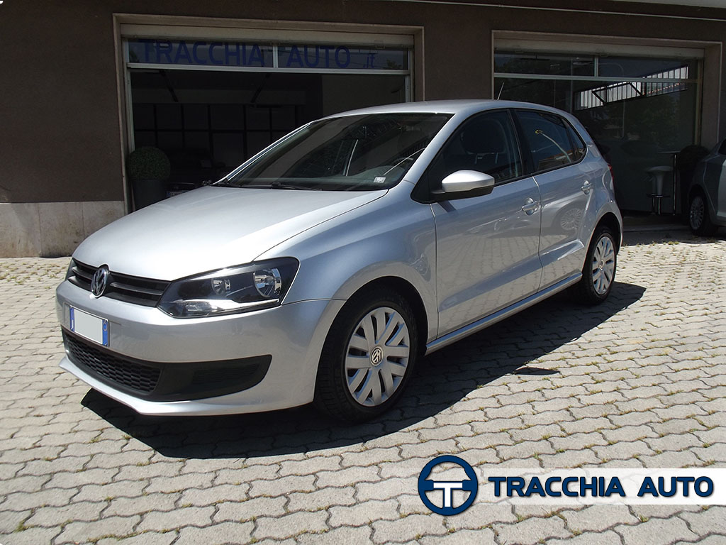 tracchia auto volkswagen polo 1 2 tdi 5 porte comfortline. Black Bedroom Furniture Sets. Home Design Ideas